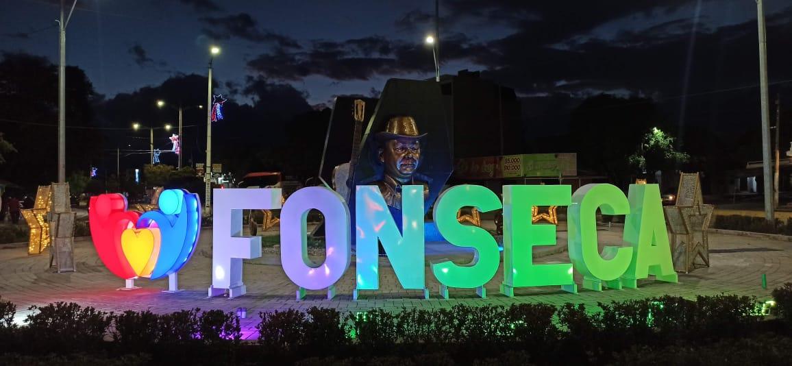 GLORIETA DE FONSECA